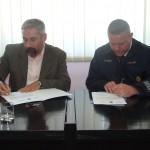 Negotin, Donacija vatrogascima iz Nemacke, Jovan Milovanovic i Sven Griese